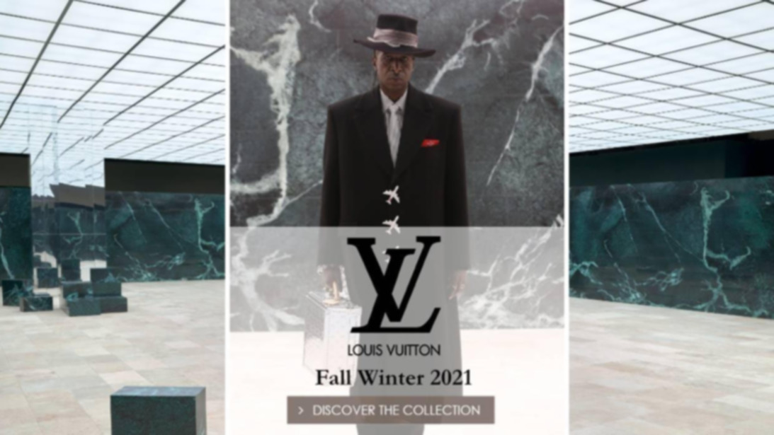 Men's Collection Fall-Winter 2021 Louis Vuitton