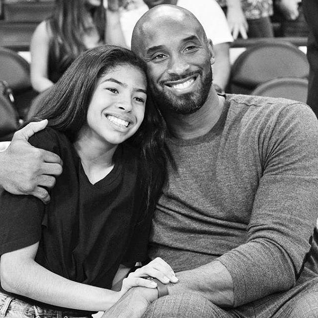 Potret Indah Kebersamaan Kobe Bryant Dan Gianna