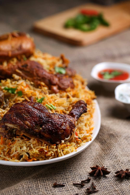 Quba, Pop-Up Restaurant Ramadan di The Tribrata