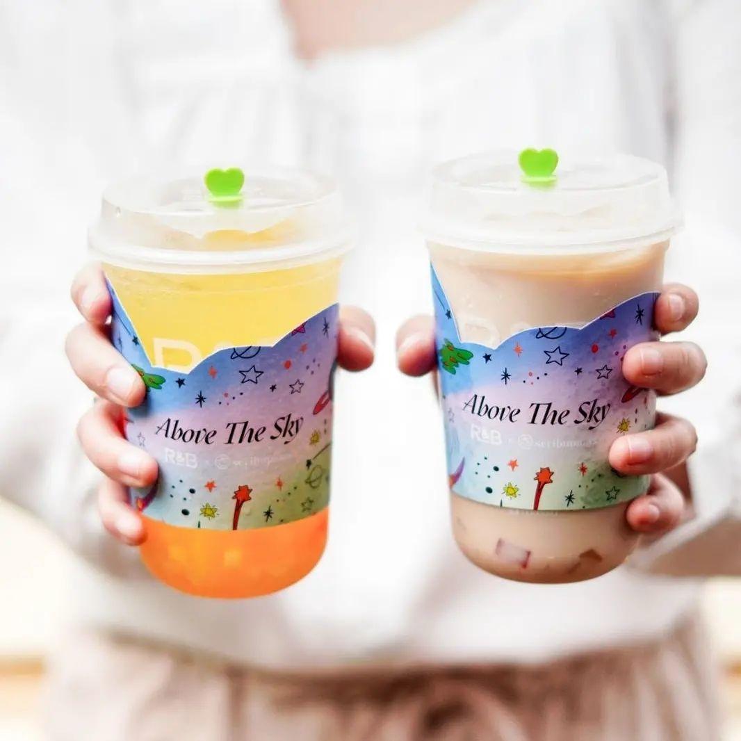 Rasakan Menu Spesial R&B Tea, Peringati Bulan Down Syndrome