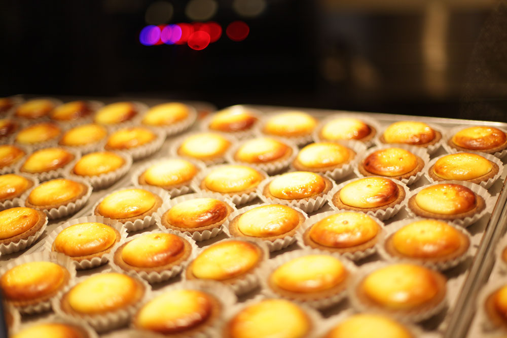 Rahasia Kelezatan Bake Cheese Tart