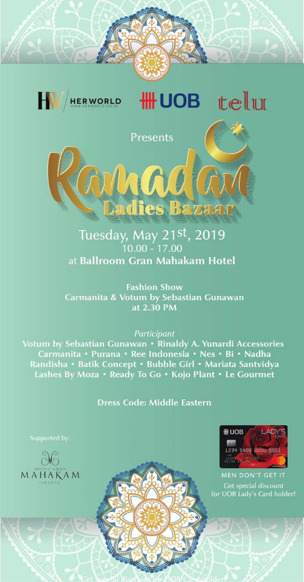 Ramadan Ladies Bazaar