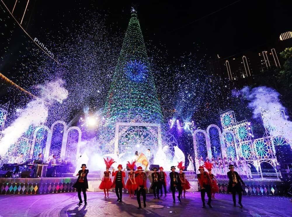 Rayakan Natal & Tahun Baru di 'Christmas Luminaire'