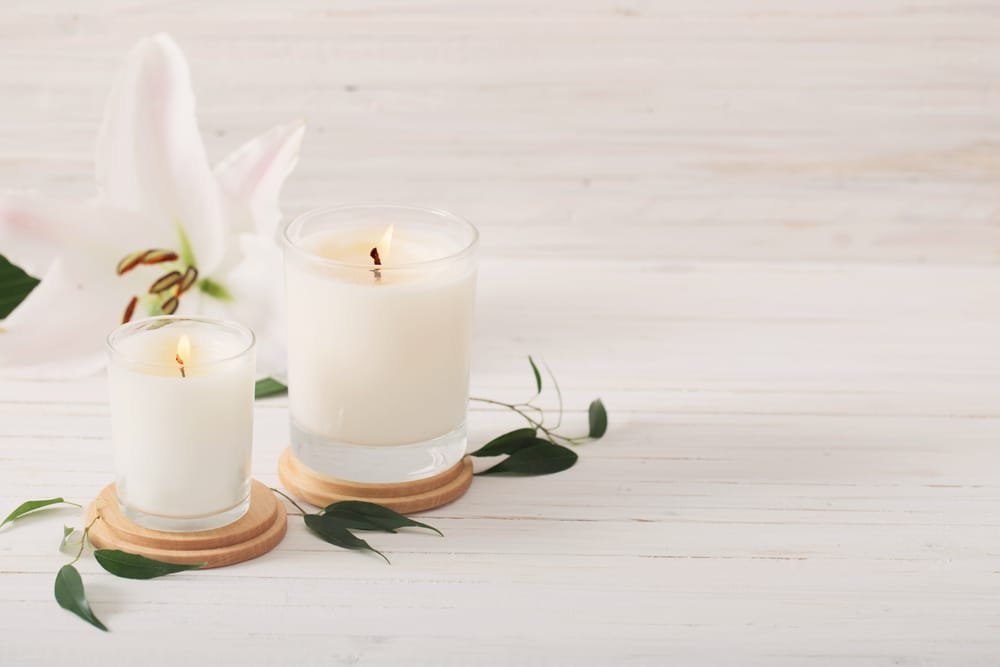 Rekomendasi Lilin Beraroma untuk Suvenir Pernikahan