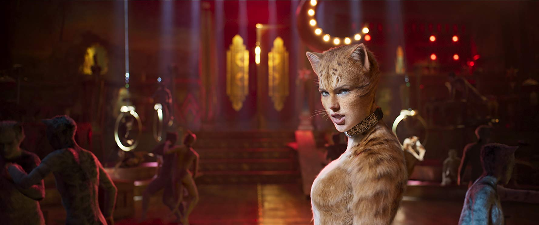Review Film: 'Cats'