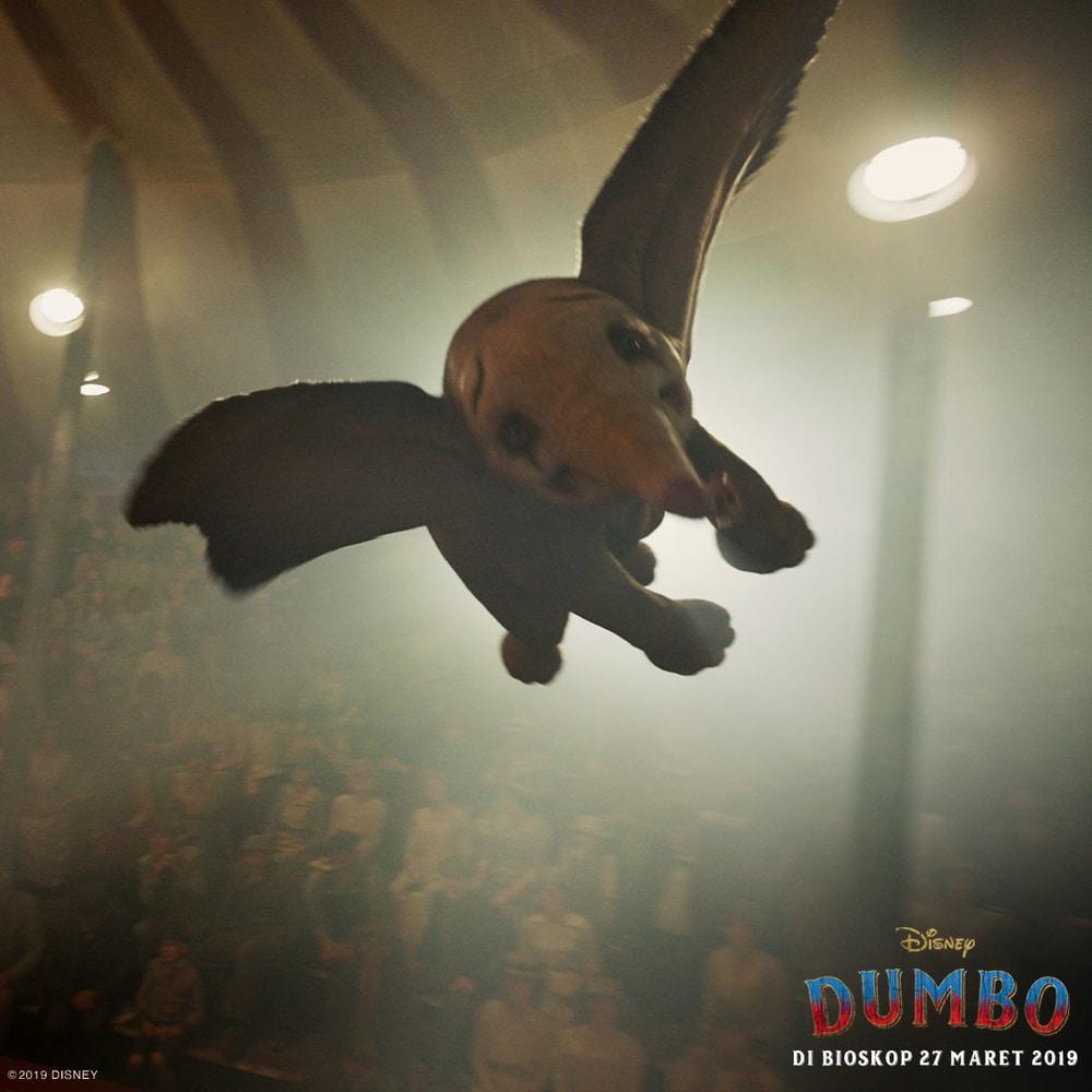 Review Film: 'Dumbo'