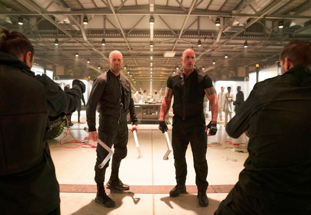 Review Film: 'Fast & Furious: Hobbs & Shaw'