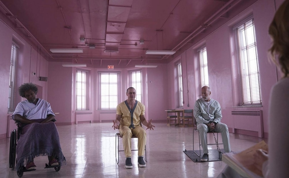 Review Film: 'Glass'