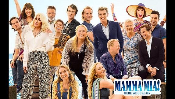 Review Film: 'Mamma Mia! Here We Go Again'