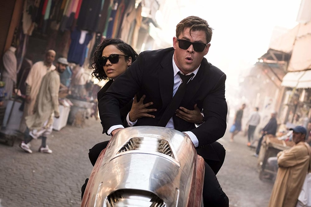 Review Film: 'Men In Black: International'