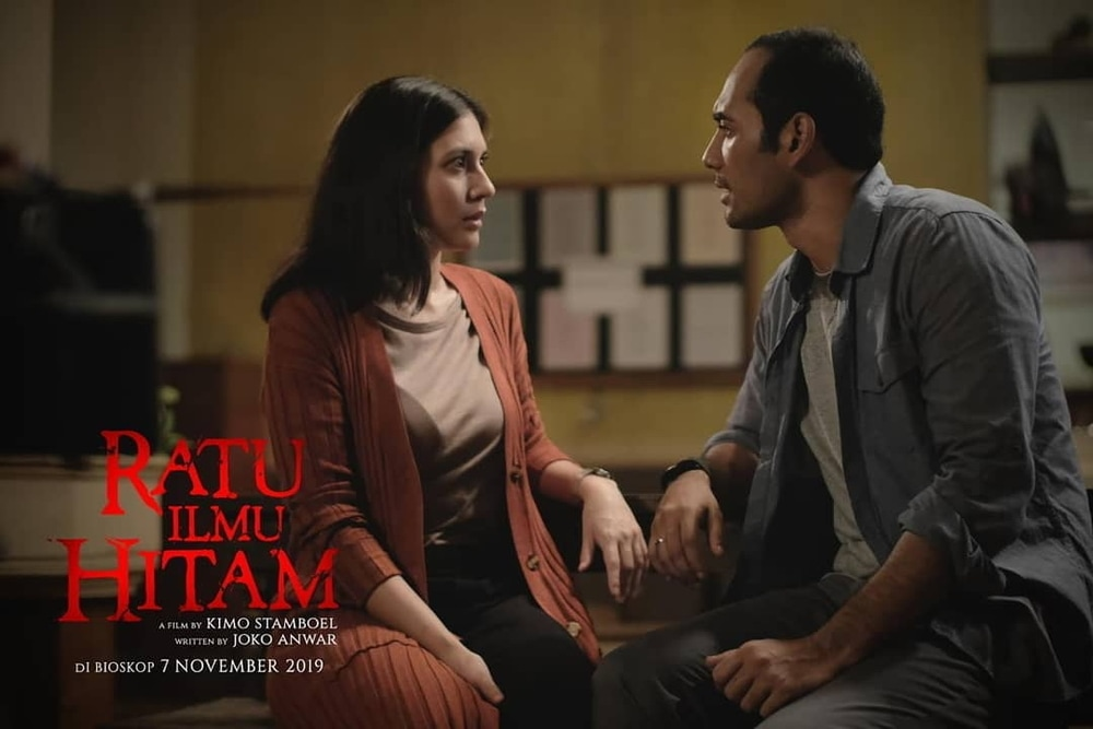 Review Film: 'Ratu Ilmu Hitam'