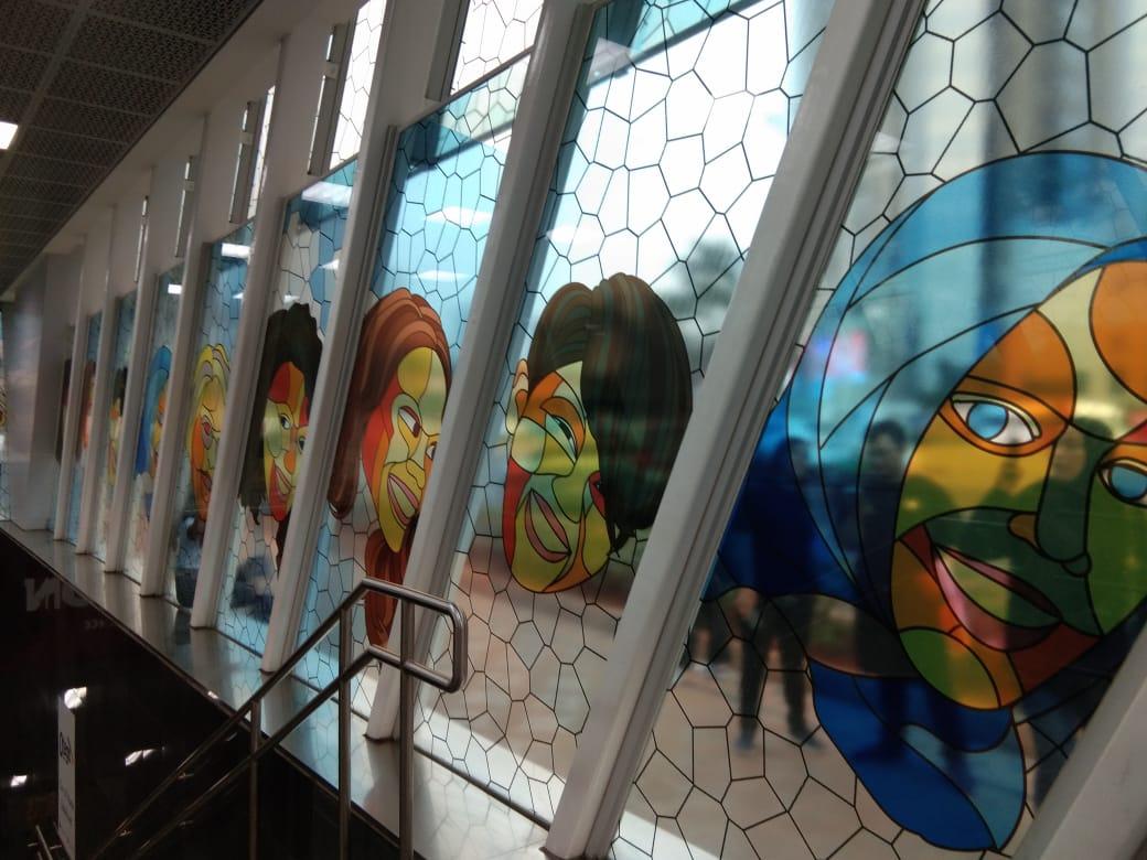 Riuh Pembukaan Pekan Seni Rupa 'Jakarta Art Week'