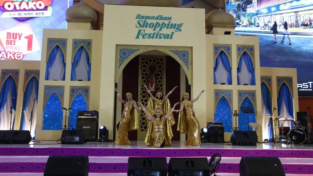 Riuh 'Ramadhan Shopping Festival' di Mall Kelapa Gading