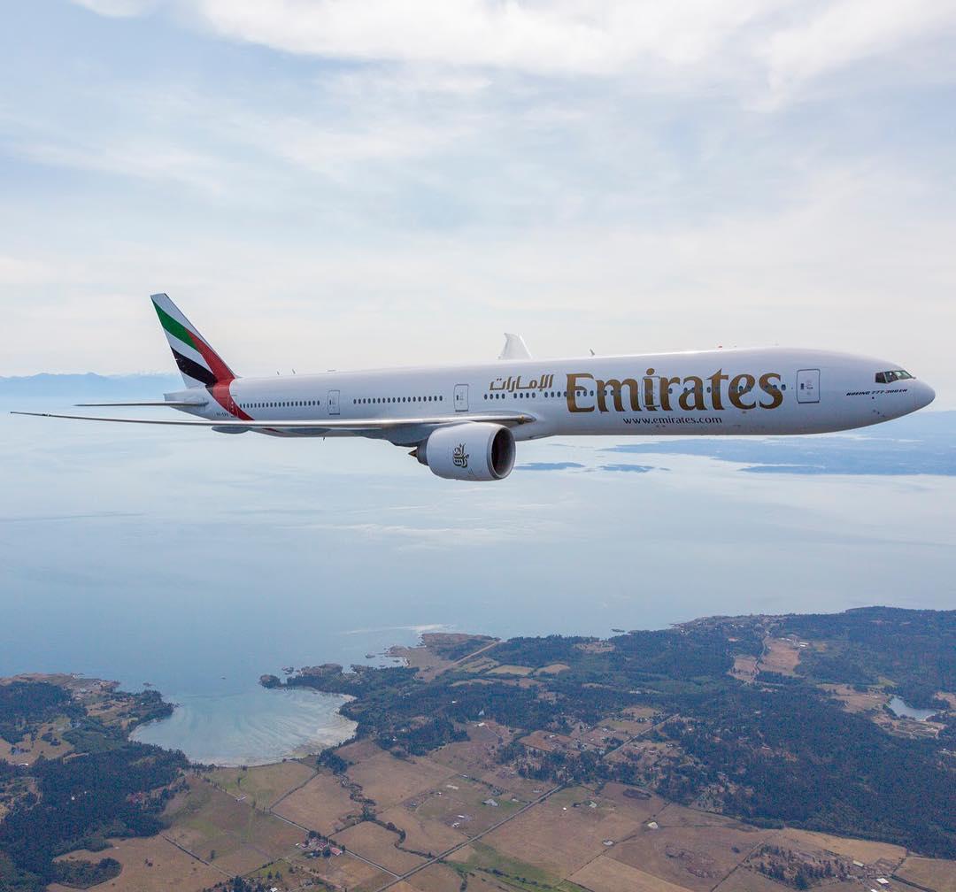 Rute Baru Emirates Hubungkan Dubai, Bali, dan Auckland