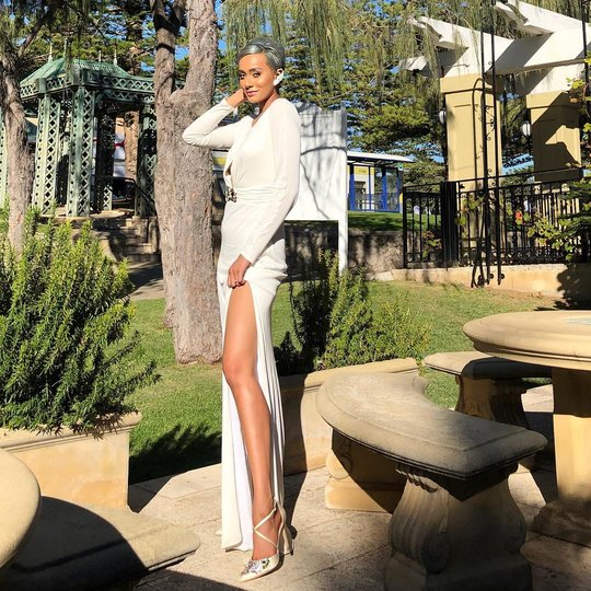 Sah! Model Cantik Kimmy Jayanti Dipersunting Pemain MU