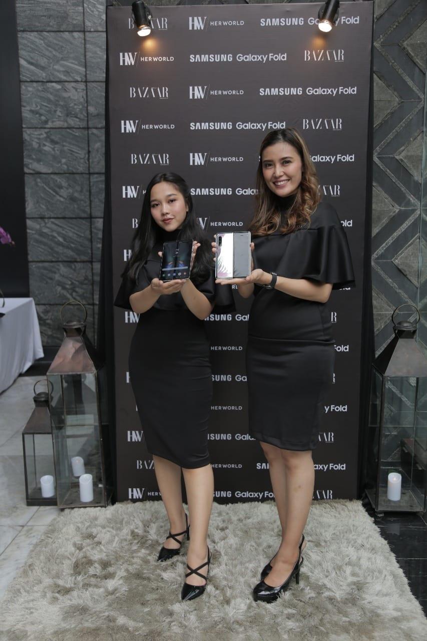 Samsung Galaxy Fold: Inovasi Terbaru Lewat HP Lipat