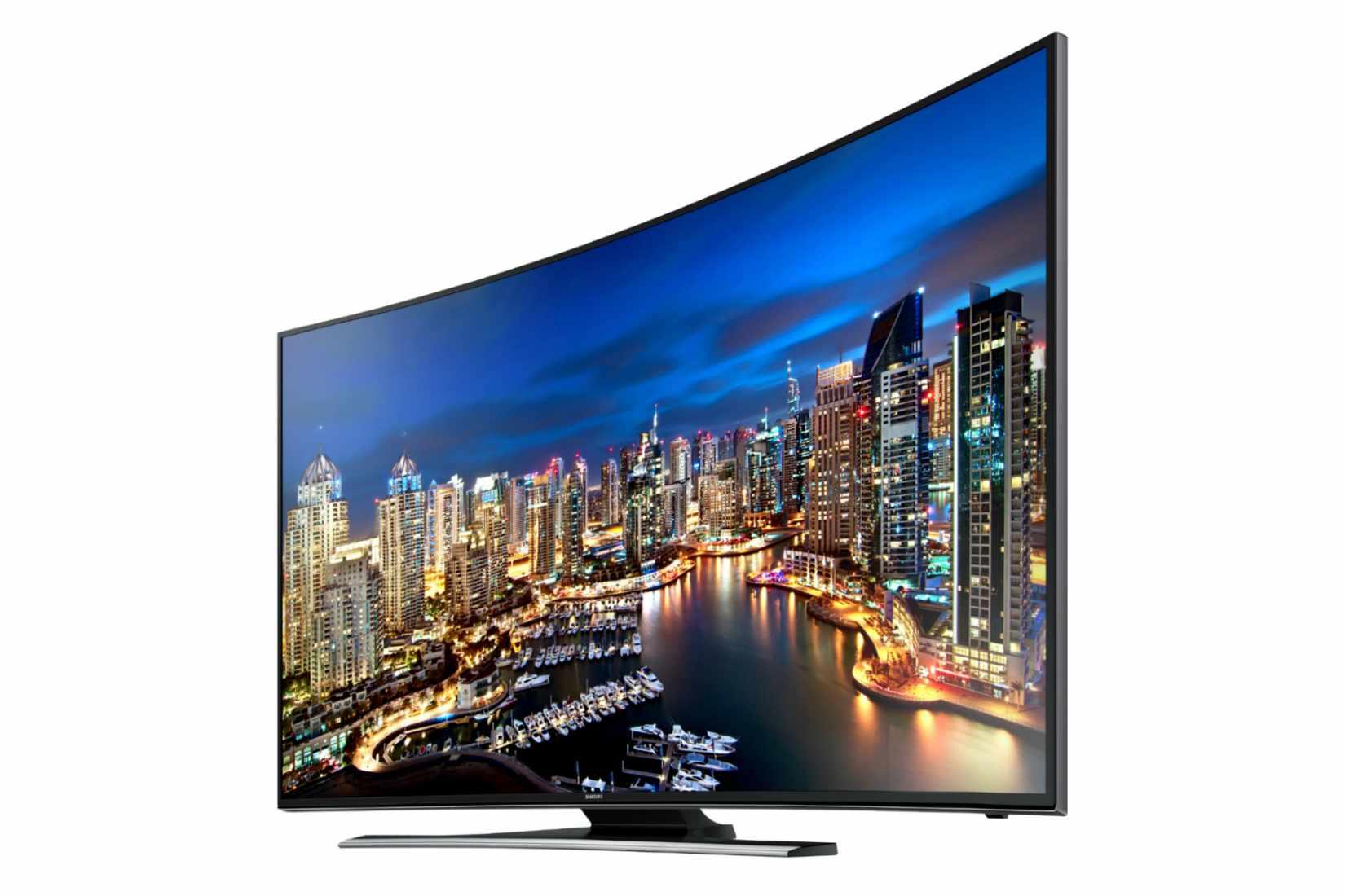 Samsung Luncurkan Curved UHD TV Seri Terbaru