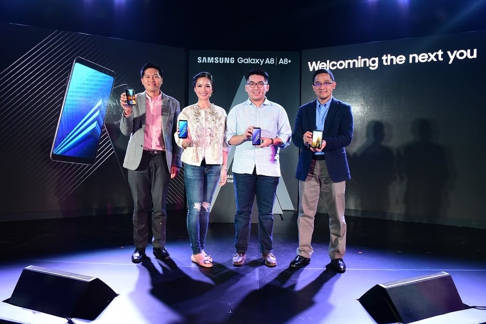 Samsung Luncurkan Galaxy A8 dan A8+