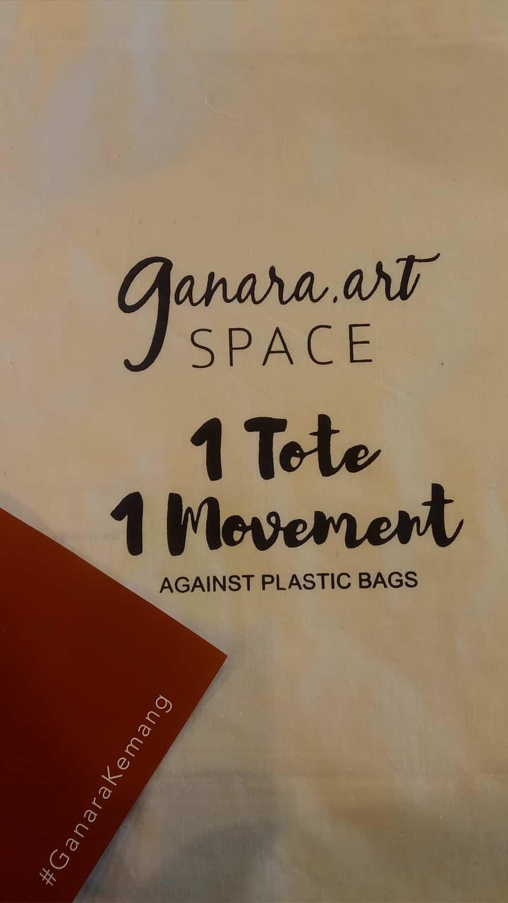 Selamatkan Lingkungan dengan Tas Kanvas