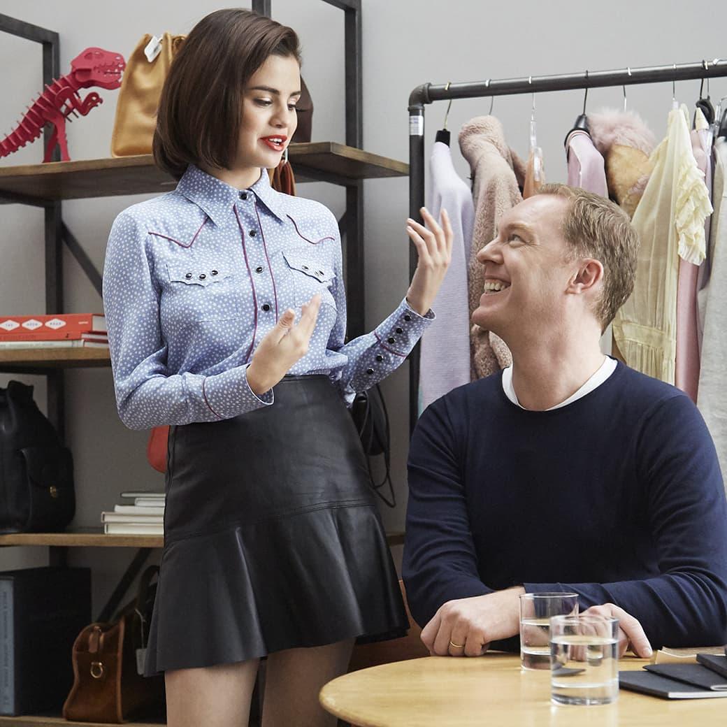Selena Gomez dan Coach Kembali Luncurkan Koleksi Baru