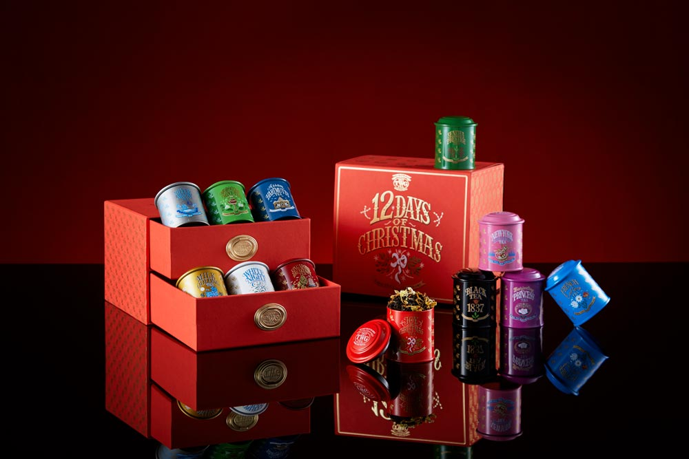 Sempurnakan Natal Dengan TWG Tea Gift Box