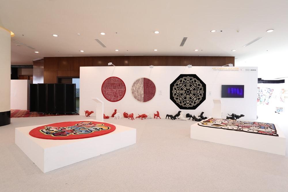 Sengitnya Lelang Amal Karya Seni di Art Jakarta 2018