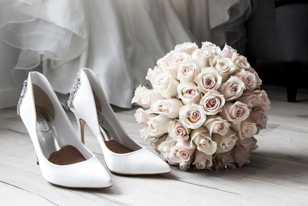 Sepatu Cantik Di Bawah Rp 1 Juta untuk Pengantin Wanita