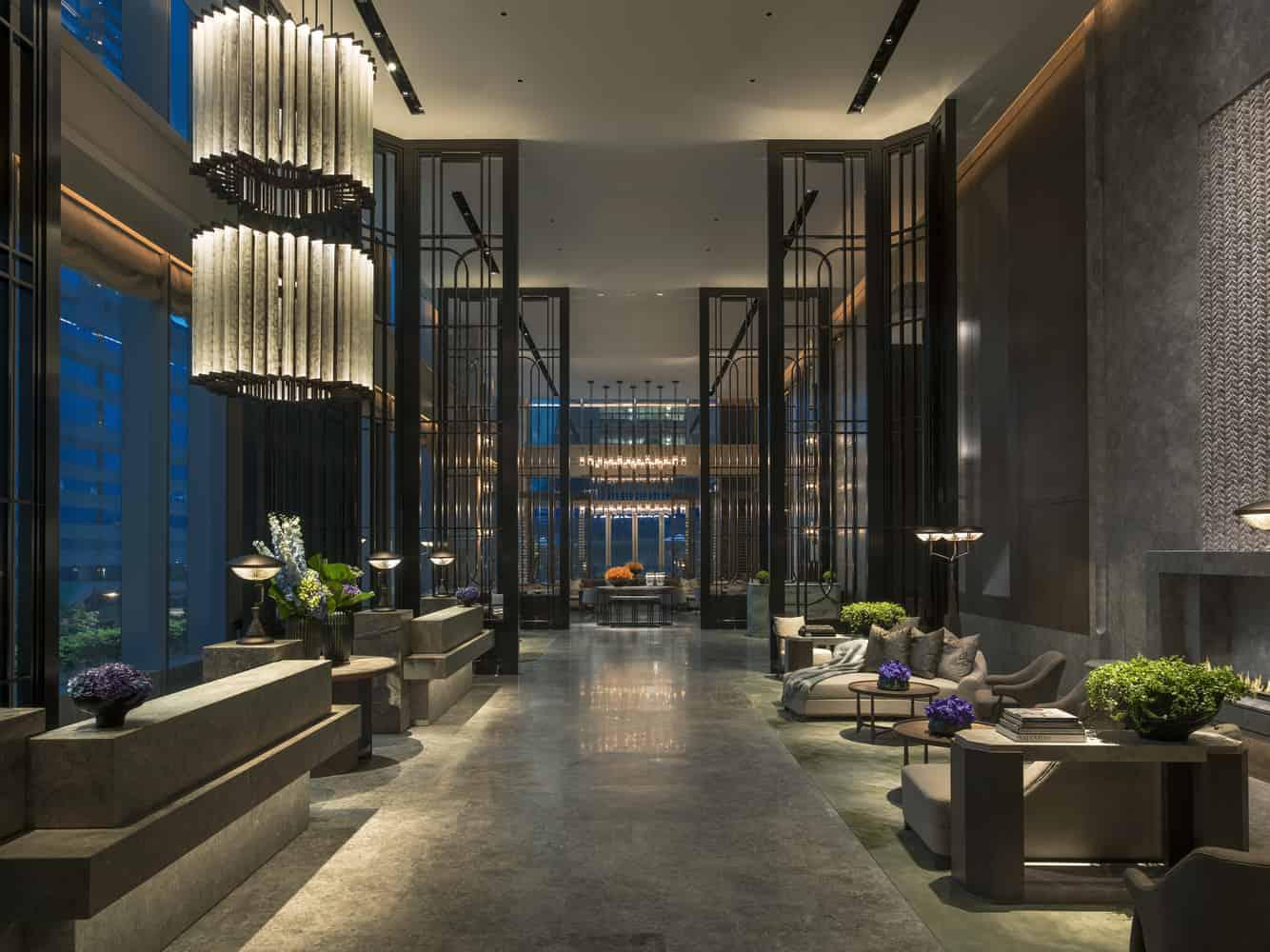 Serunya Menginap Di Hotel Mewah, St. Regis Hong Kong