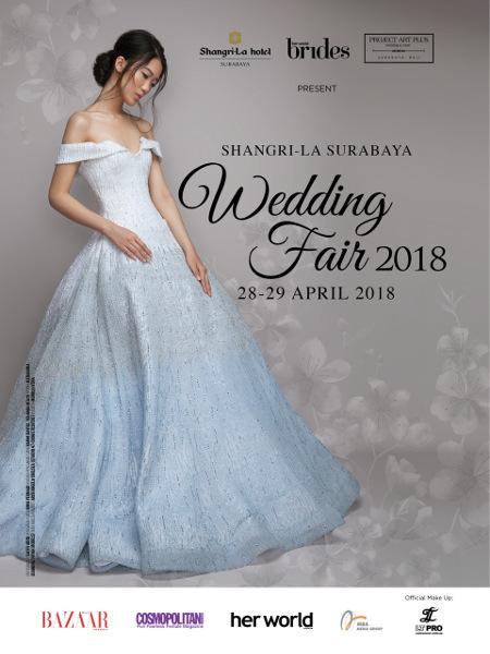 Shangri-La Surabaya Wedding Fair 2018