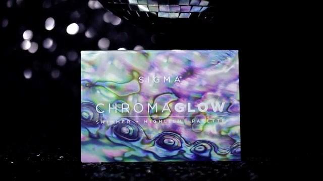 Sigma Hadirkan Palet Highlighter Chroma Glow