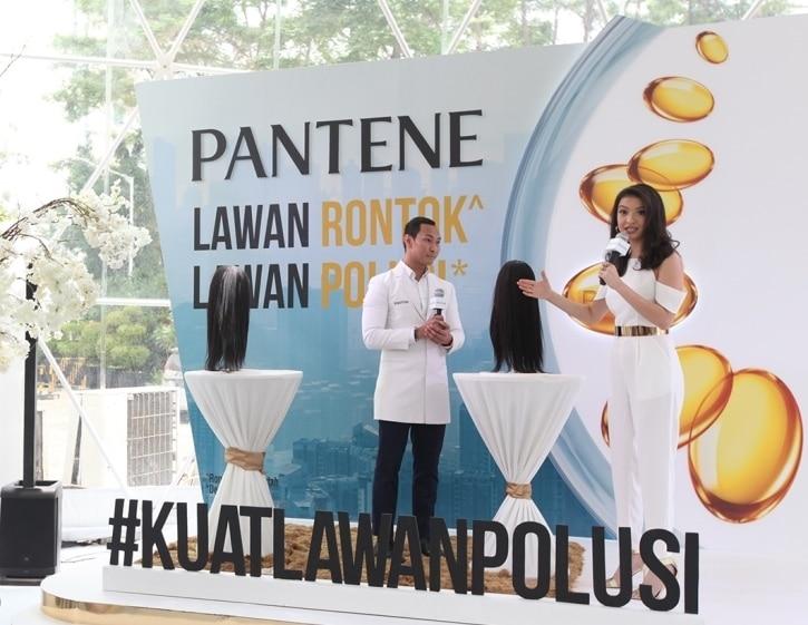 Solusi Lawan Polusi dari Pantene