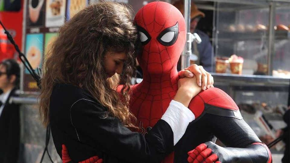 Spoiler Avengers di Trailer 'Spiderman: Far From Home'