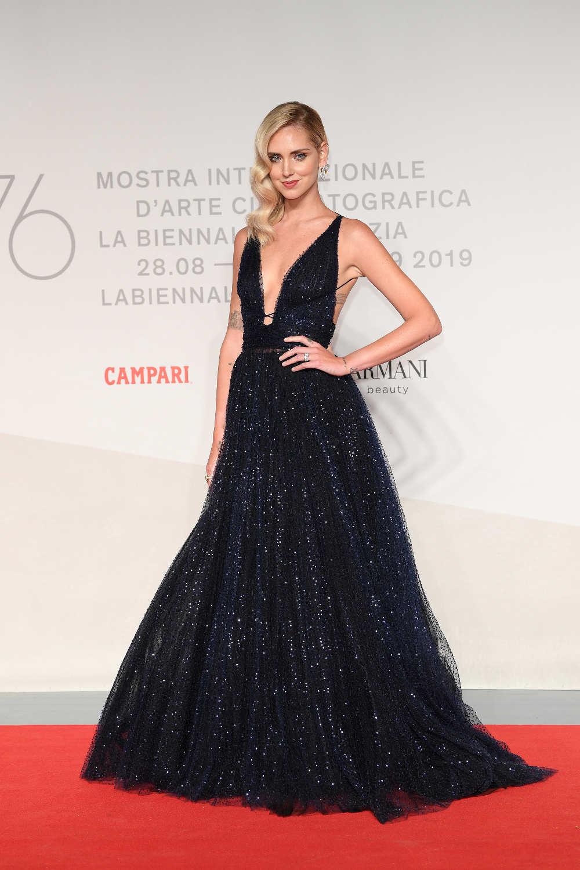 Spotted: Chiara Ferragni Mengenakan Dior