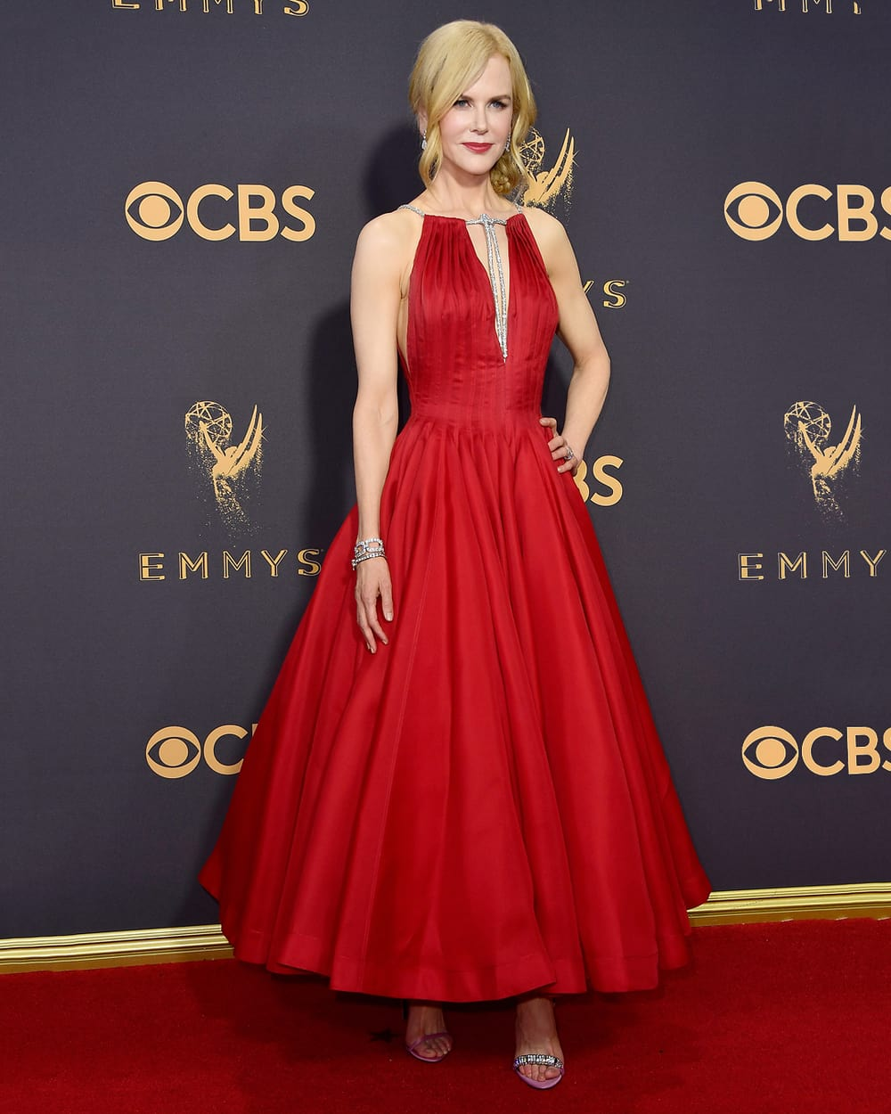 Spotted: Nicole Kidman Mengenakan Calvin Klein
