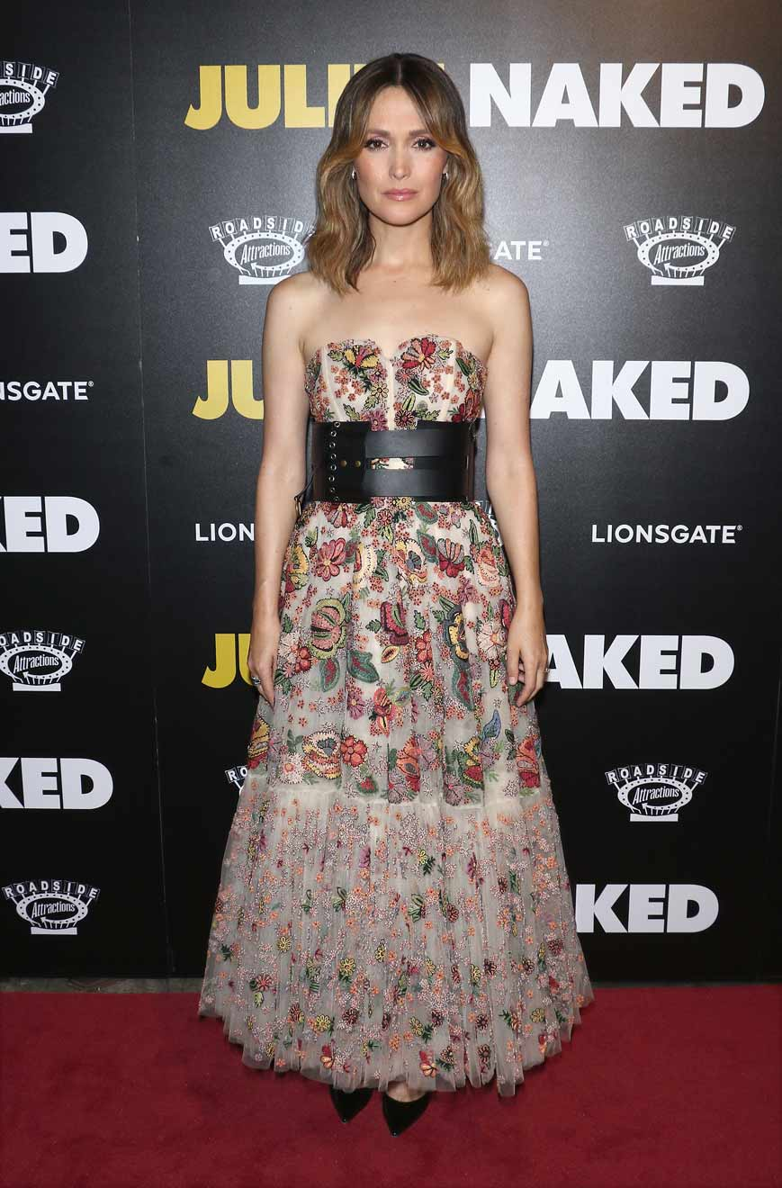 Spotted: Rose Byrne Mengenakan Dior