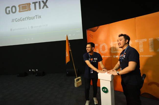 Sukses di Aplikasi, GO-TIX Luncurkan Website Resmi