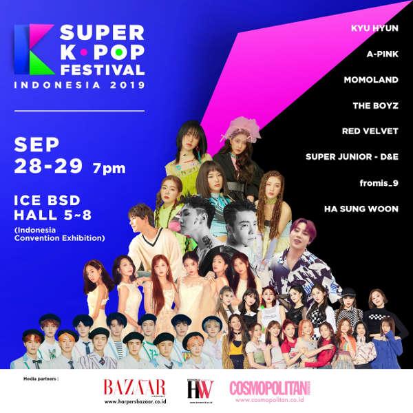 Super K-POP Festival 2019