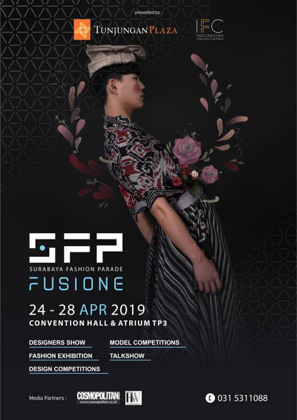 Surabaya Fashion Parade - FUSIONE
