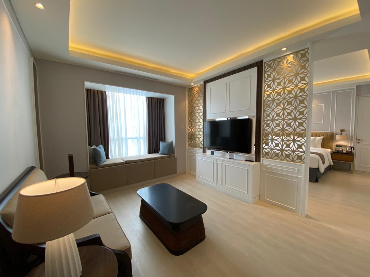 Cantiknya Sutasoma Hotel Di Kawasan Darmawangsa