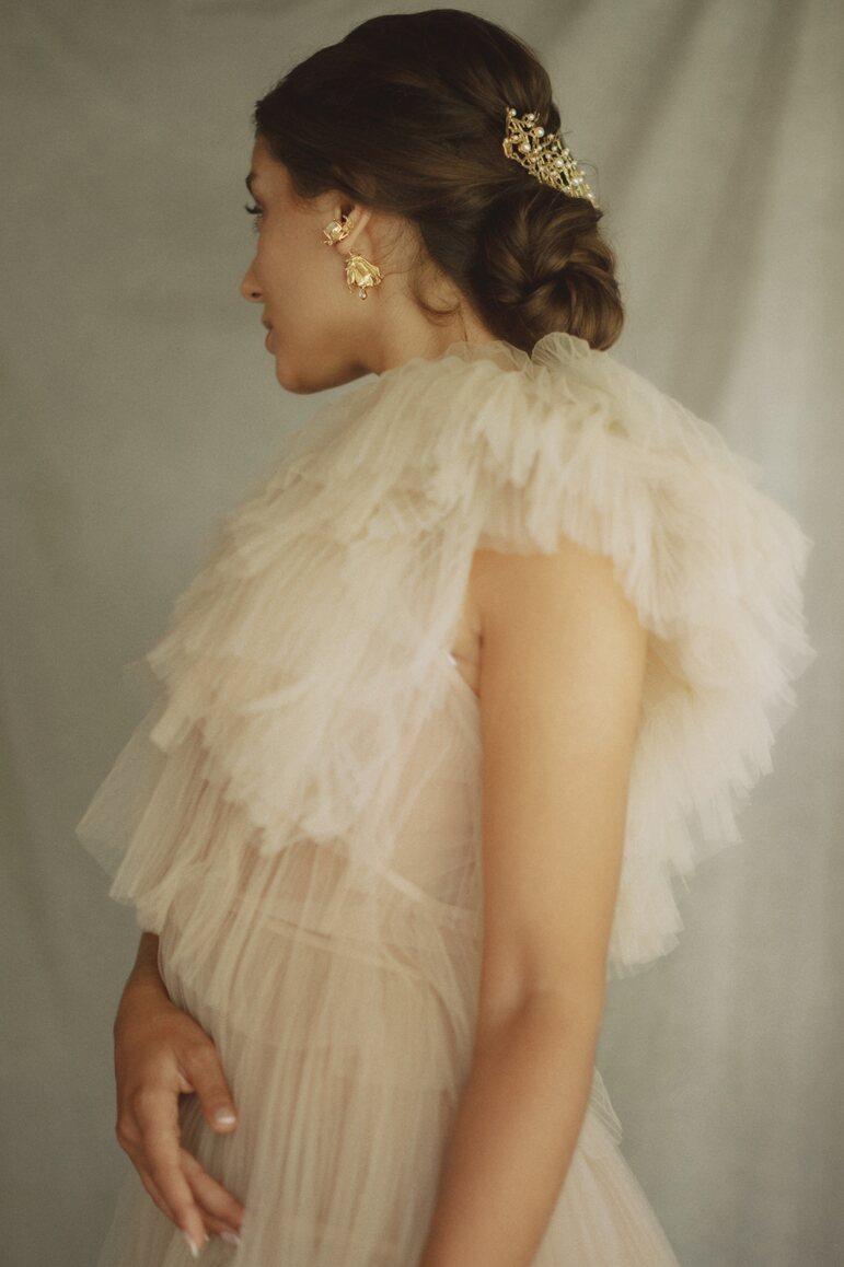"Set Perhiasan Bridal Collection ""Mantra Cinta"" oleh TULOLA"