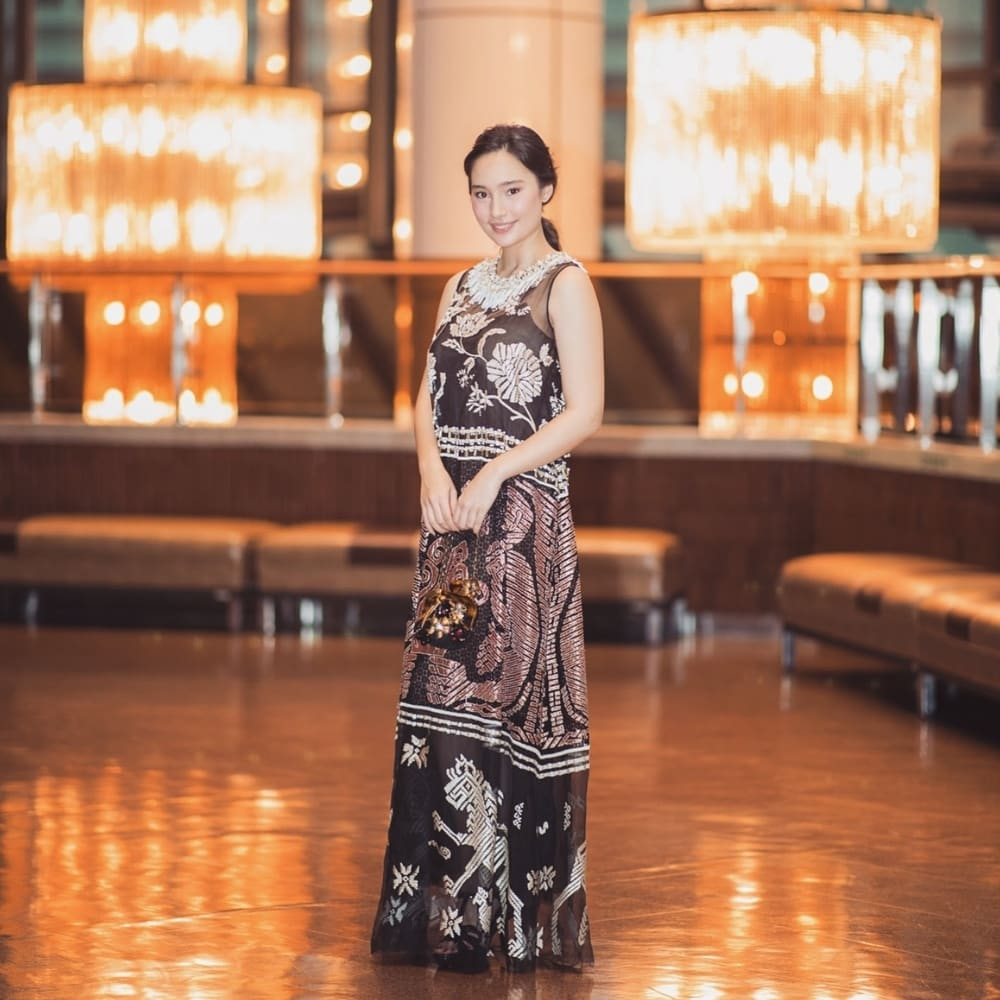 Tatjana Saphira Raih 'Asian Star Prize' di Seoul
