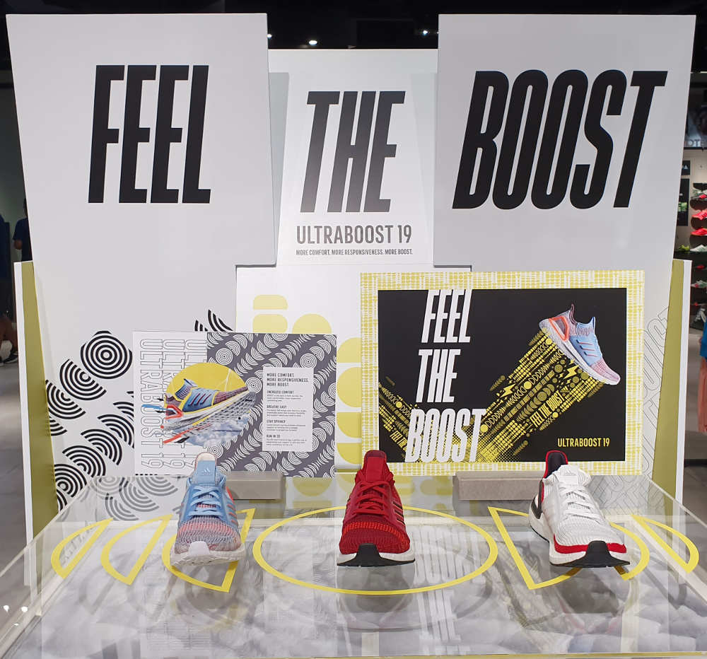 Teknologi Baru Sepatu Adidas 'UltraBOOST 19'