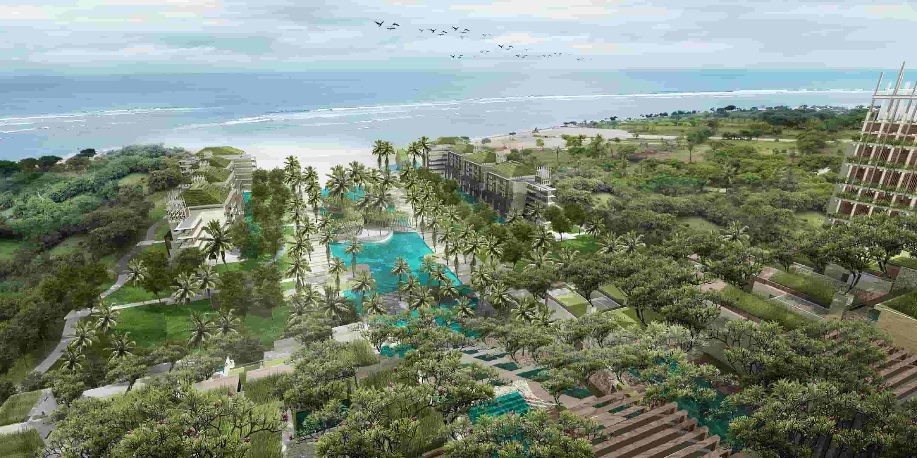 The Apurva Kempinski Bali, Hotel Mewah Yang Unik