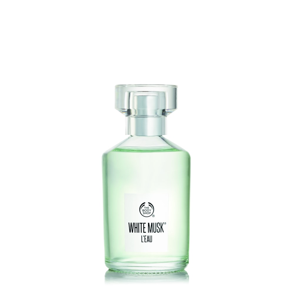 The Body Shop Luncurkan Parfum White Musk L'Eau