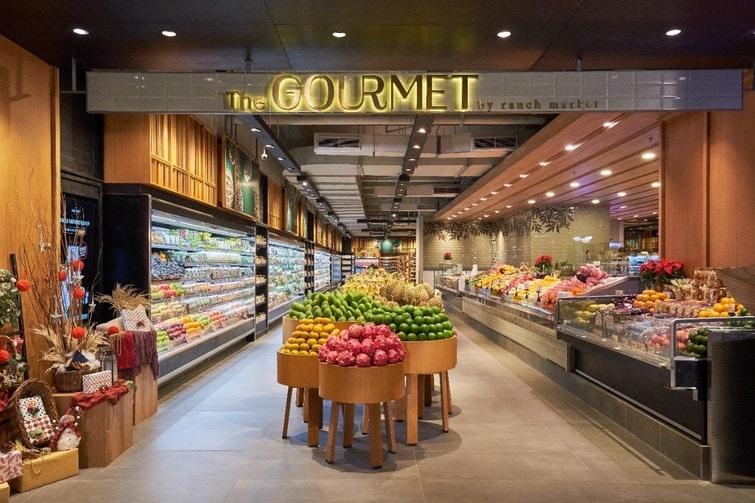 The Gourmet Perkenalkan Konsep Premium Supermarket