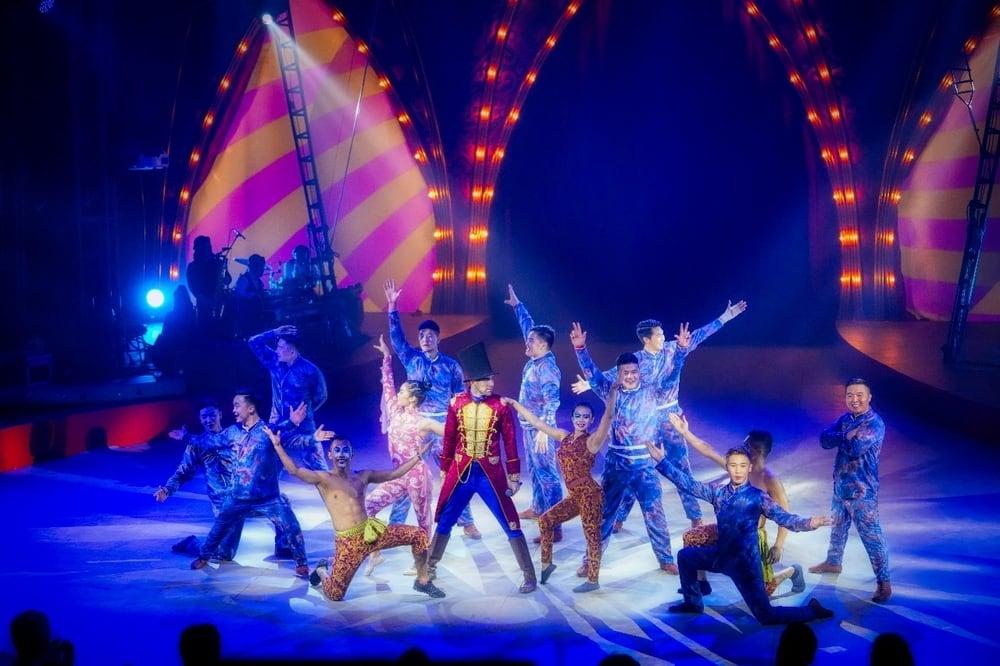 'The Great 50 Show', Wajah Baru Pertunjukan Sirkus