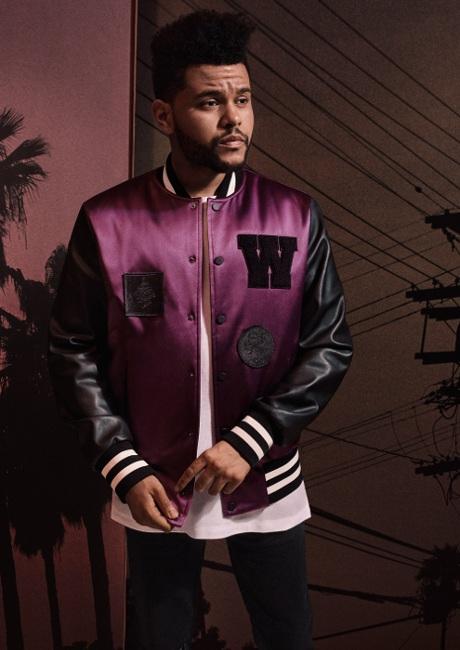 The Weeknd Kembali Berkolaborasi Dengan H&M