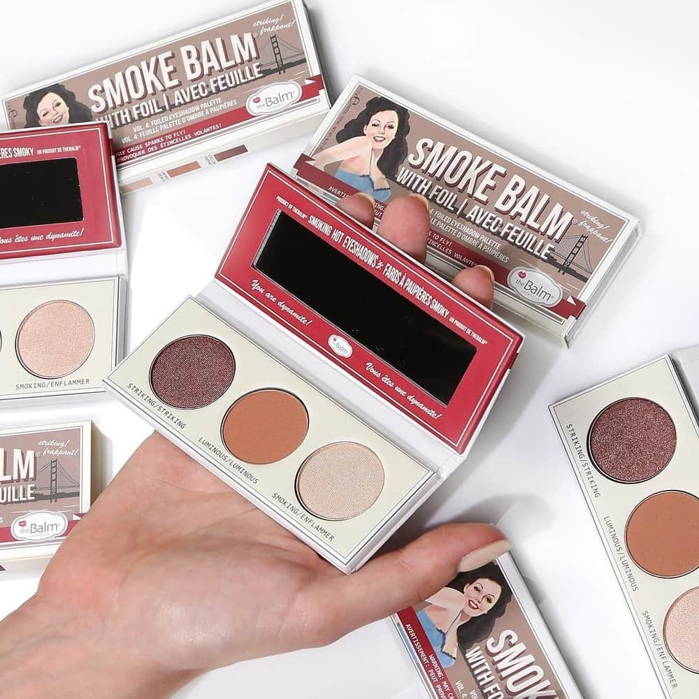 TheBalm Luncurkan Palet Eyeshadow SmokeBalm Vol. 4