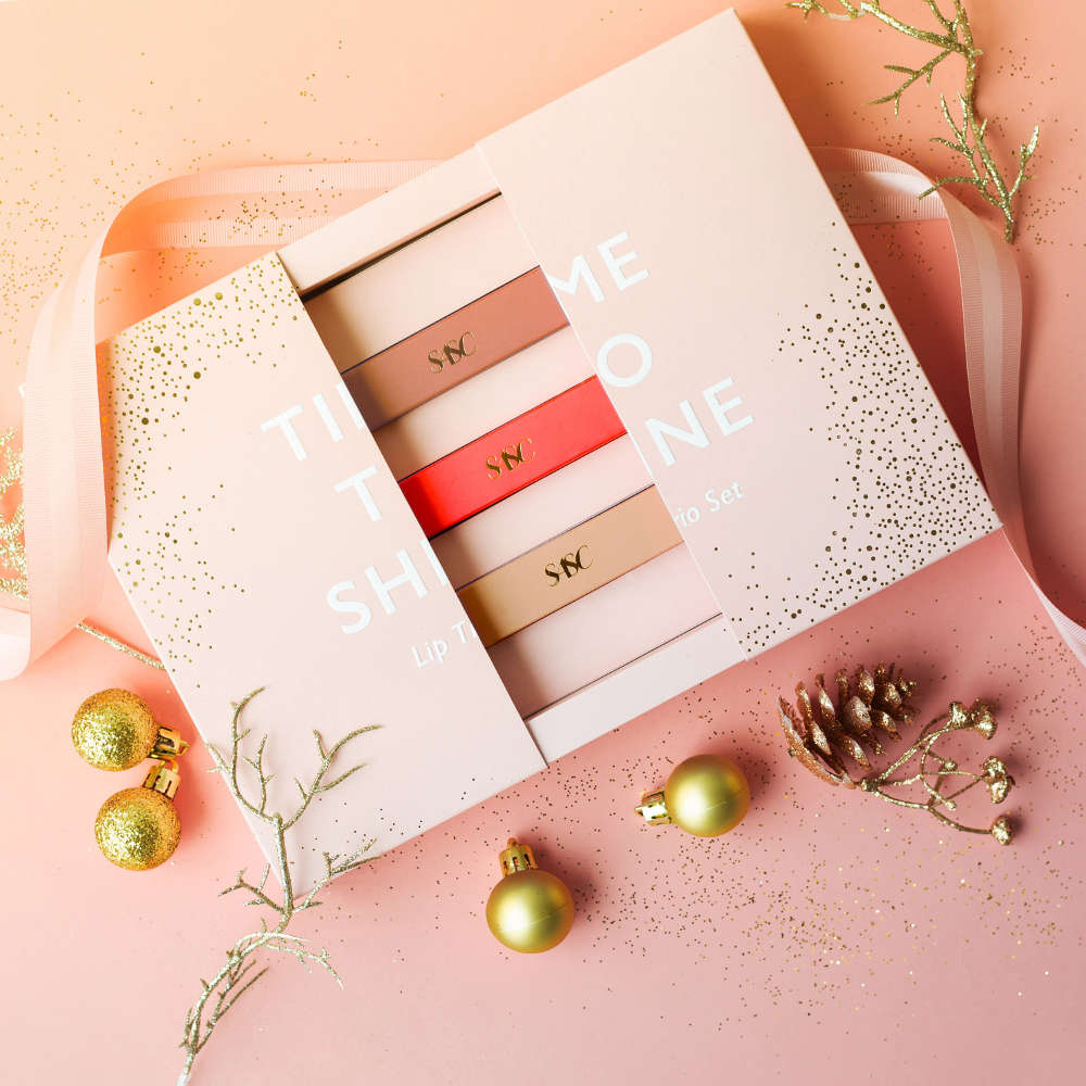 Tiga Warna Andalan Lipstk SASC Hadir dalam Formula Baru
