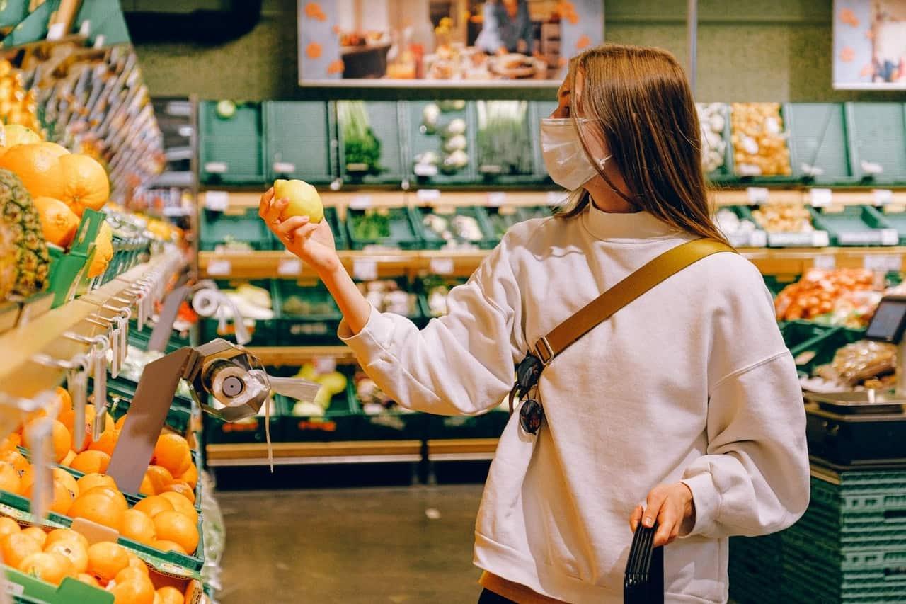 Tips Aman Belanja Ke Supermarket Di Tengah Pandemi Corona